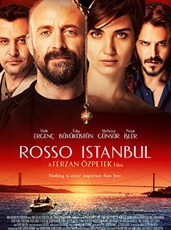 Boston Turkish Film Festival - Rosso Istanbul - Istanbul Kirmizisi ...